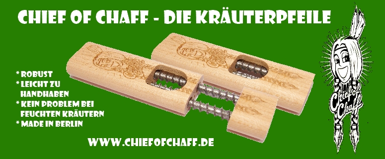 Chief of Chaff die Kr�uterpfeile aus Berlin